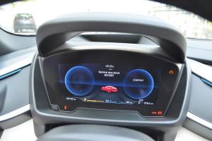 进口宝马i8 仪表盘背光显示