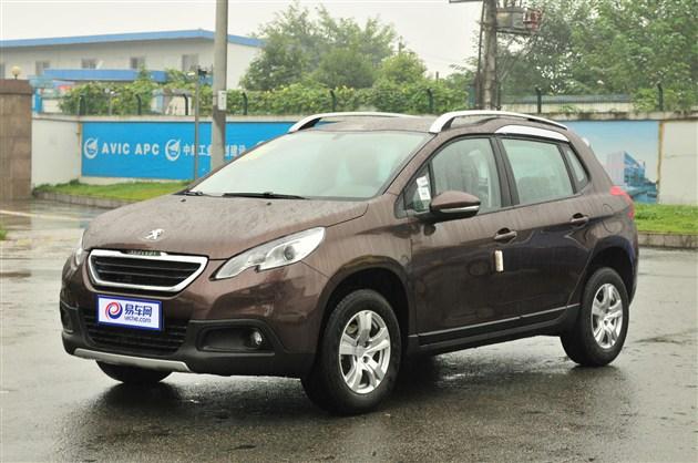 标致2008将新增1.6T车型 或上海车展发布