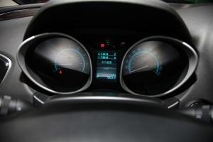 传祺GS5 Super仪表 图片