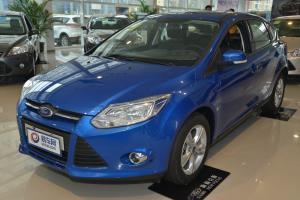 福特 福克斯两厢 2012款 1.8L 手动 两厢经典款基本型