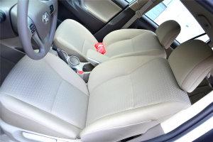 丰田逸致 驾驶员座椅
