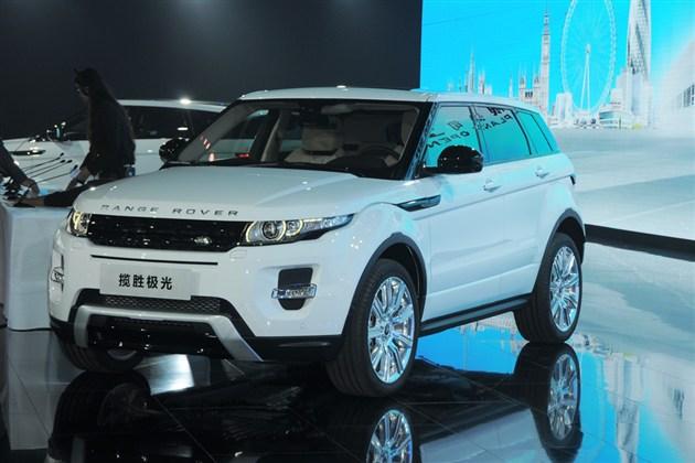 国产极光广州车展正式发布 2015年上市