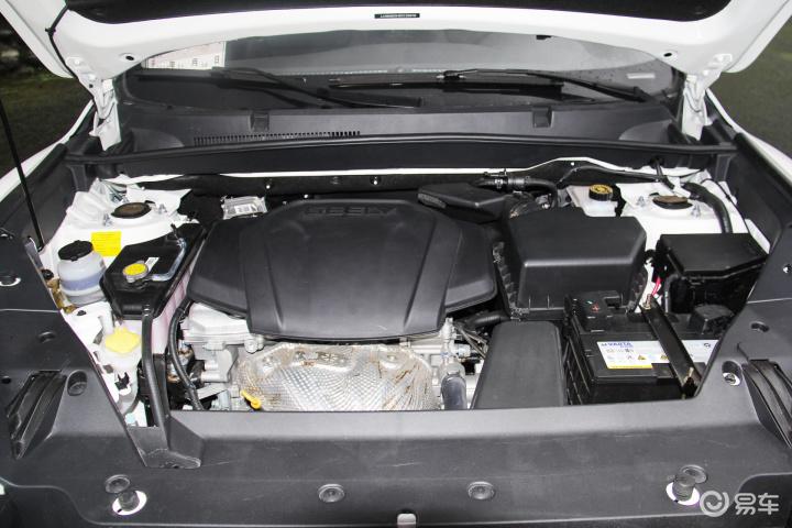 吉利豪情SUV发动机 新款吉利豪情SUV发动机 吉利豪情SUV内饰图片 高清图片