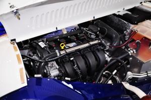 摩根Plus 4 发动机