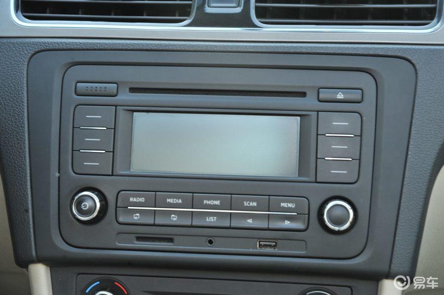 【昕锐2015款1.6l 自动 优选版中控台音响控制键汽车