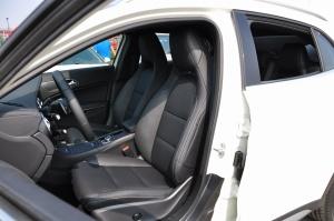 进口奔驰GLA级 驾驶员座椅