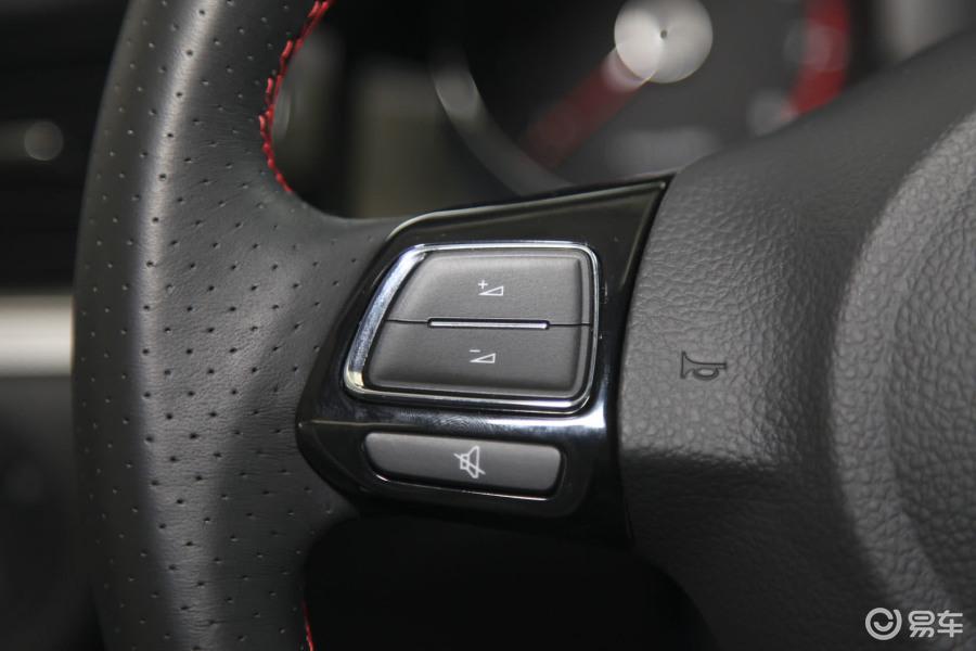【宝来2014款1.4t 手动 sportline方向盘功能键(左)