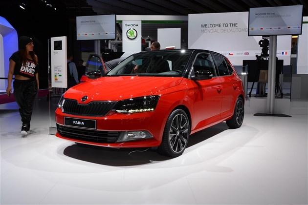 斯柯达新车计划曝光 两年内引入三款新车