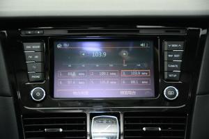 H7中控台音响控制键