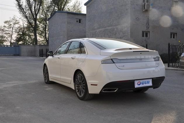 林肯MKZ 上海全系没有优惠 有少量现车
