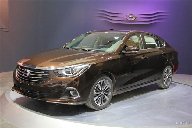 2014广州车展 广汽传祺GA6正式亮相