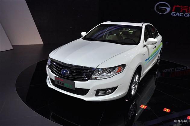 传祺GA5 REV上市 售19.93万-21.93万元