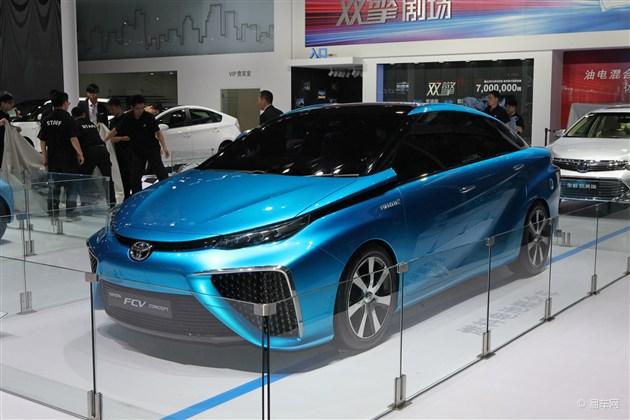 丰田FCV更名Mirai 该车或影响电动车布局
