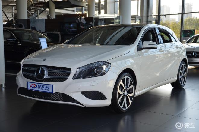 奔驰A级(进口)优惠高达3.5万元
