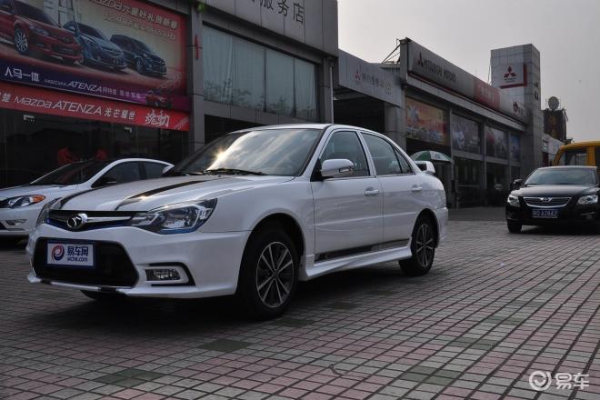 重庆博年汽车V3菱悦优惠高达0.3万元