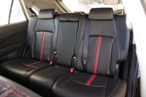 比亚迪S7后排座椅图片