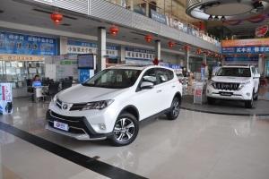 丰田 RAV4荣放 2015款 2.0L CVT 四驱新锐版