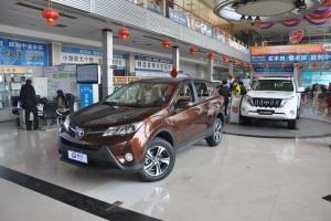 丰田 RAV4荣放 2015款 2.0L CVT 两驱都市版