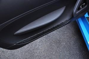 Artega GT 驾驶员侧车门内门板