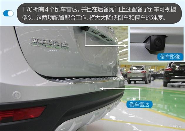 抢拍野马t70 配1.8t发动机 预售11万元高清图片