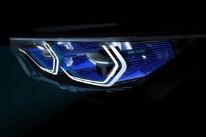宝马M4(进口)宝马M4 激光大灯概念车图片