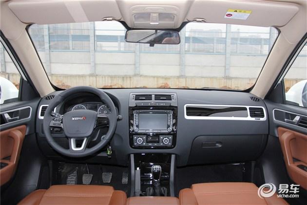野马新t70 或成都车展首发 增7座车型高清图片