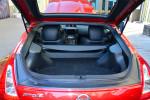 日产370Z行李箱空间图片
