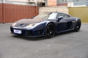 Noble M600 蓝色