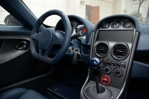 Noble M600 Noble M600 内饰-蓝色