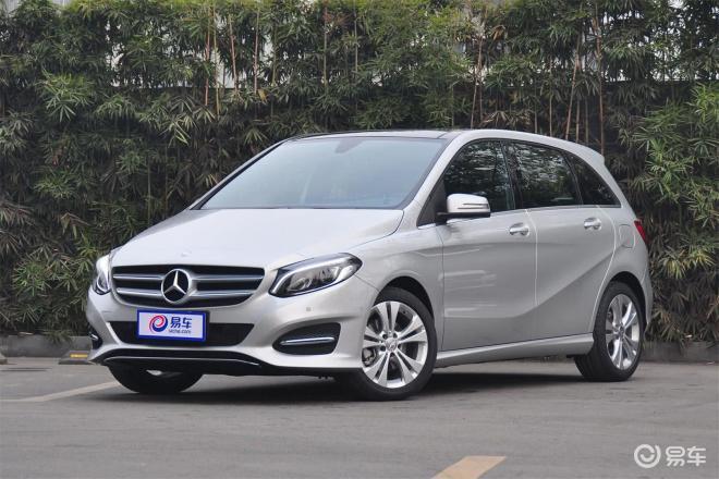 置换奔驰B级(进口)优惠高达3.5万元