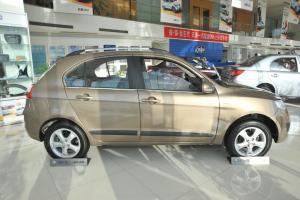 一汽夏利N7 正侧(车头向右)