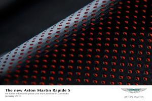 阿斯顿·马丁RapideRapide图片