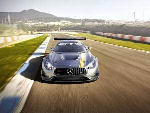 奔驰AMG GT3图片