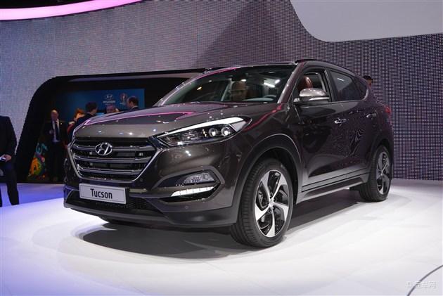 北京现代将推全新SUV 2015上海车展发布