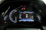 北汽ES210仪表盘背光显示图片