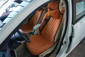 北汽绅宝D20 三厢版 驾驶员座椅