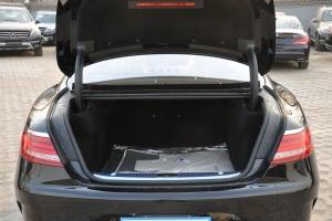 进口奔驰S级 行李箱空间