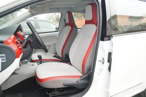 大众UP!(进口)驾驶员座椅图片
