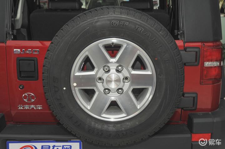 北京汽车北京40备胎(555364);