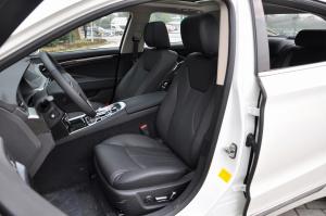 吉利博瑞驾驶员座椅图片