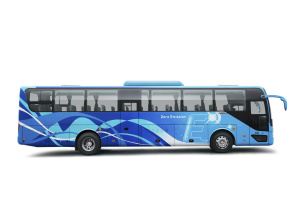 E12纯电动城市客车E12纯电动城市客车 官方图图片