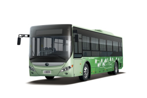 宇通E10纯电动城市客车 官方图