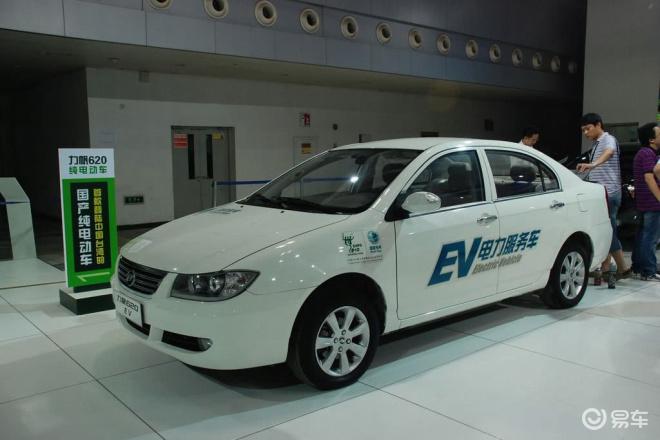 力帆620 EV 官方图