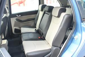 艾瑞泽M7后排座椅图片