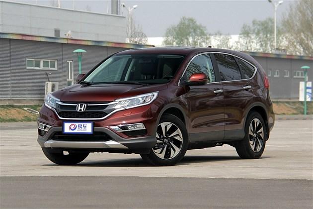 新款本田CR-V上海车展上市 或19.38万起售