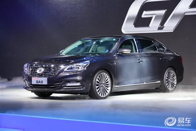 广汽传祺曝五年新车计划 将推中大型SUV