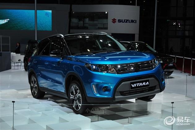 铃木新VITARA将于9月份上市 定位小型SUV