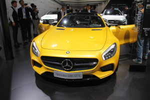 AMG GT奔驰AMG GT S