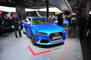 奥迪RS 6奥迪RS6(进口)图片