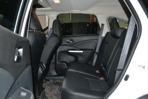 CR-V后排空间